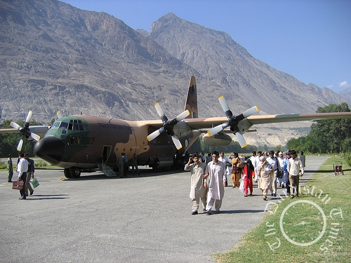 GB Students plan to approach foreign embassies. Foreigners protests in Skardu