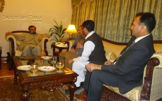 Chitrali delegation meets KPK governor